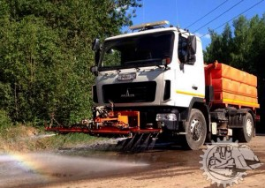 Поливомоечная машина МАЗ-5340В2-485-000  (preview)